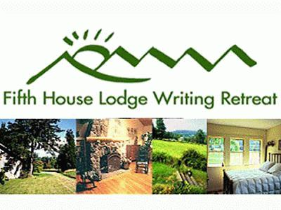 Fifth House Lodge Retreat slideshow logo