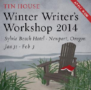 Tin House Winter Writer's Workshop slideshow logo