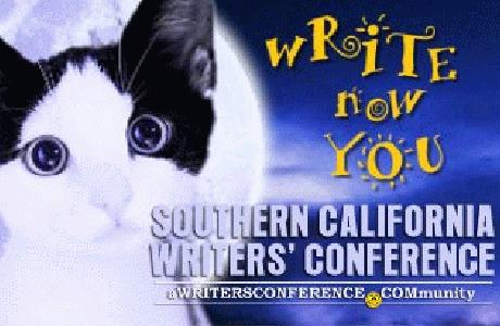 Southern California Writers' Conference slideshow logo