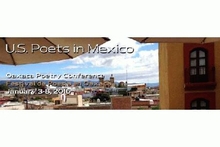 USPiM Oaxaca Poetry Conference slideshow logo