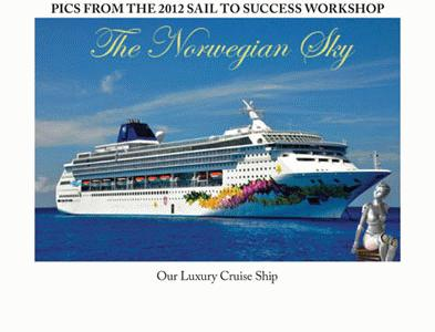 Sail to Success slideshow logo